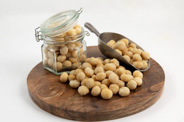 Salted Roasted Macadamias