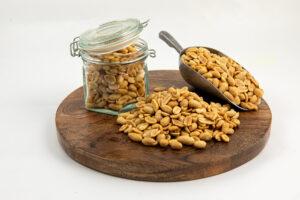 Slated Roasted Peanuts