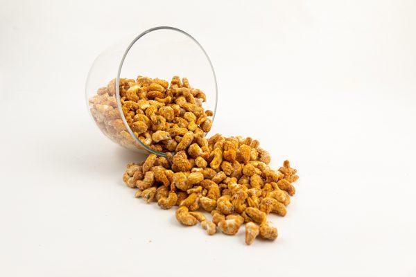 Honey Cashews